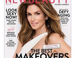 New Beauty January issue